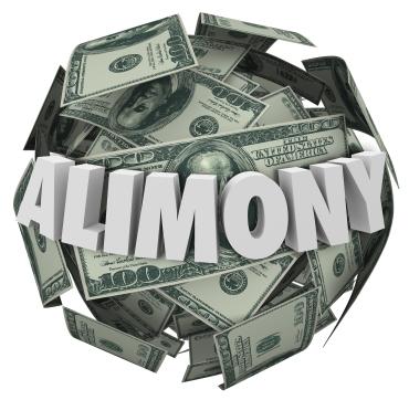 alimony ball